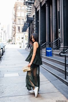 Getting into the Sheer of It.. How to Wear Sheer in the Summer (Stuff She Likes)