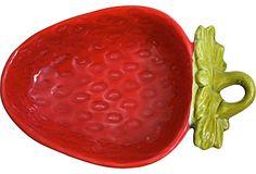 Strawberry Dish on OneKingsLane.com