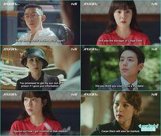 jeon seol was the black ship in joeson youth alliance - Chicago Typewriter: Episode 14 korean Drama