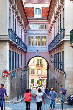 Rua da Rosa-Bairro Alto | Fotografia de eduardo1963 | Olhares.com