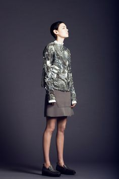 Gabriele Colangelo | Pre-Fall 2014 Collection | Style.com
