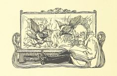 Image taken from page 124 of 'Songs for Little People. [With illustrations by H. Stratton.]' | by The British Library