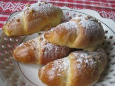 Czech Recipes, Russian Recipes, Our Daily Bread, Pretzel Bites, Pain, Mexican Food Recipes, Brunch, Sweets, Cooking