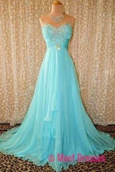 Long Prom Dresses,A line Prom Dress,Blue Prom Dresses,Formal Evening Dress,Long Homecoming Dress,Simple Evening Gowns PD20181327