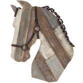 Horse Wood Pallet Wall Decor