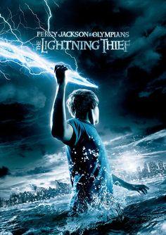 Percy Jackson & the Olympians: The Lightning Thief 27x40 Movie Poster (2010)