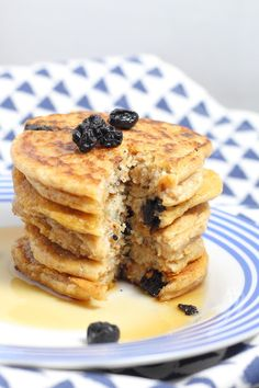 Gluten-free Vegan Coconut Flour Pancakes