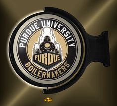 """•  Purdue University Officially Licensed  Made In the USA  • Perfect Gift For Boilermakers Fans, Dorm or Man Cave  • 8' power cord with an in line switch. Mounting hardware included.  • Dimensions: 21""""H x 23""""W x 5""""D Illuminated Signs, Purdue University, Buick Logo, Wall Signs, 5 D, Man Cave, Dorm, Fans, Hardware"""