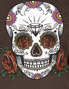 1000 images about t te de mort on pinterest mexican skulls skulls and sugar skull. Black Bedroom Furniture Sets. Home Design Ideas
