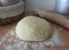 Impasto per pizza con farina integrale #ricetta #farinaintegrale #solocosesane #pizza http://blog.giallozafferano.it/greenfoodandcake/impasto-per-pizza-con-farina-integrale/