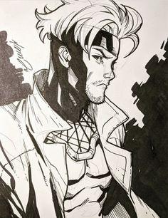 Gambit vol.7 | ВКонтакте Rogue Gambit, Rogues, X Men, Joker, Comic Art, Anime, Fictional Characters, The Joker, Cartoon Movies