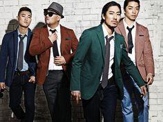 Leessang, Tiger JK, & Bizzy for clothing brand, 'CONCEPTS 1 ONE' #allkpop #kpop