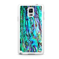 Abalone Shell Samsung Galaxy Note 4 Case