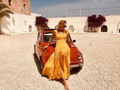The Italian way 🇮🇹🚗 #asyoudo Dres