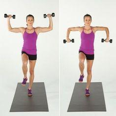 9 super exercices pour de superbes bras raffermis - Les Éclaireuses