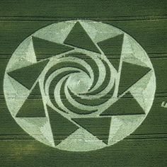 July 17 1999  Crop circle photo by Steve Alexander 1999