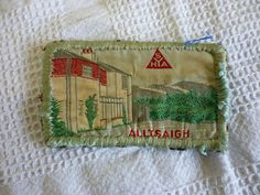 Alltsaigh SYHA Youth Hostel Patch