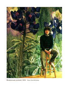 Flowers   Portfolio   Helena Hernmarck