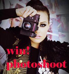 WIN A PHOTOSHOOT! Fashion News, Fashion Trends, Celebrity Look, Photoshoot, Celebrities, Image, Shopping, Celebs, Photo Shoot
