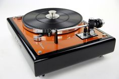 Thorens TD 160 Turntable Designer Piece Revised | eBay