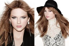 Taylor Swift Brown Hair: http://tasteofcountry.com/taylor-swift-brown-hair-covergirl/