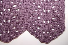 This is just beautiful! Made in light worsted weight mercanized cotton this wonderfully designed afghan is a gorgeous yet simple afghan pattern with an original design. Fans and Pansies Ripple Blanket by Heather Tucker is a gorgeous blanket pattern that can be made in any size. Five widths are given in the directions for this …