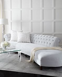 Evelyn+Sectional+Sofa+by+Haute+House+at+Neiman+Marcus.