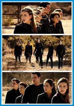 """Is anyone else watching """"Agents of S.H.I.E.L.D? If so what do you think? It is totally my new favorite show!!"""