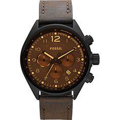 Relógio Fossil Masculino Social Marrom c/ Preto Caixa http://www.submarino.com.br/ofertawow?franq=AFL-03-78412