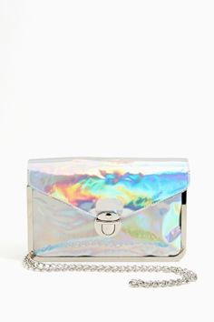 Reflected Clutch by Nasty Gal