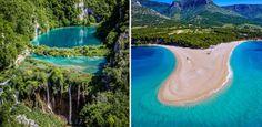 Auf geht's ins Land der tausend Inseln. Erlebt Kroatien einfach mal anders und hüpft von einer Insel zur Nächsten. Inselhopping nennt sich das und ist gerade total angesagt...