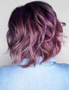 20 Best Ombre Hair Colors For Short Hair . 20 Best Ombre Hair Colors For Short Hair . Related posts: Short hair colors you can not afford this summer 27 Blonde Ombre Hair Colors to Try Purple Ombre Hair Short, Color Ombre Hair, Ombre Hair Color For Brunettes, Pastel Ombre, Blonde Ombre Hair, Best Ombre Hair, Short Ombre, Brown Ombre Hair, Short Brown Hair