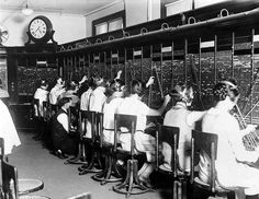 The Central Battery Telephone Exchange Cape Town 1929 Telephone Exchange, Our Town, Most Beautiful Cities, Old Buildings, My Land, Old Photos, Vintage Photos, World History, Live