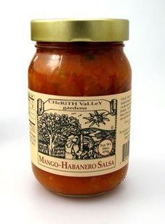 CHeRiTH VaLLeY gardens Mango Habanero Salsa, 16 Ounce ^^ Insider's special review that you can't miss. Read more :  : Fresh Groceries