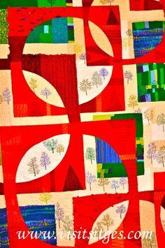 Festival Internacional de Patchwork de Sitges 2013 by Sitges - Imágenes de Sitges, via Flickr