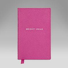 Bright Ideas Wafer Notebook - Books - Smythson