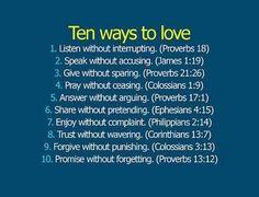 That's true unconditional love