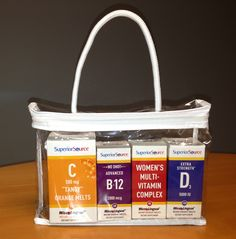 Superior Source Vitamins Gift Pack End 4/29