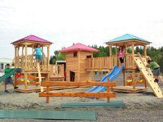 module de jeux Cabanes et Jeux Ludo - Cabanes et Jeux Ludo Arcade, Ludo, Park, White Cedar, Cabins, Parks