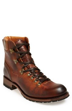 Free shipping and returns on Sendra 'Alpine' Round Toe Boot (Men) at Nordstrom.com. Intrepid mountain style defines a beefy handmade boot crafted with a smart Goodyear welt.