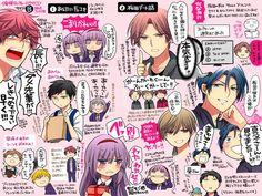 Oresama Teacher, Monthly Girls' Nozaki Kun, Gekkan Shoujo Nozaki Kun, Manga, Comics, Illustration, Anime, Universe, Twitter