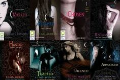 House of Night Series - P.C Cast and Kirsten Cast