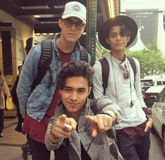Zabdiel and Erick and Joel Sebastian Yatra, Five Guys, Romeo Santos, I Love You Forever, O Love, Daddy Yankee, Real Man, Twenty One Pilots, Perfect Man
