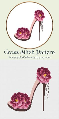 Thrilling Designing Your Own Cross Stitch Embroidery Patterns Ideas. Exhilarating Designing Your Own Cross Stitch Embroidery Patterns Ideas. Monogram Cross Stitch, Cross Stitch Rose, Cross Stitch Flowers, Cross Stitch Kits, Cross Stitch Charts, Cross Stitch Embroidery, Embroidery Patterns, Cross Stitches, Flower Embroidery