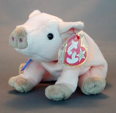 ty Beanie Baby Knuckles (009007)