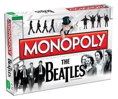 The world's most legendary rock-n-roll band teams up with the world's most popular board game to bring you the ultimate #Beatles experience. The Beatles Collector's Edition of #Monopoly celebrates the music that revolutionized rock-n-roll in the 20th century.     This completely customized game features Apple and Abbey Road Studios along with every album released by the Beatles allowing fans to create their own private music anthology. Relive the days of the Fab Four as you tour the hottest…