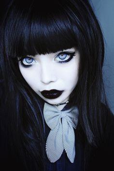 """wylona-hayashi: """" Slightly glassier eyes """""""