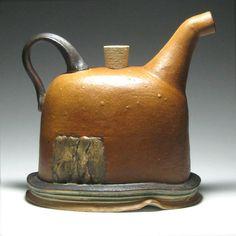 Teapot - Heath Reed Pottery