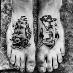 anchor & ship