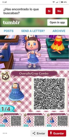 (notitle) Related posts:Birthday Tune for those who wants to greet a villager happy birthday through mai.Harry Potter: Ravenclaw Uniform ACNL QR CodeHow to make Snowmam Ac New Leaf, Animal Crossing Qr Codes Clothes, Tumblr, Best Games, Friends In Love, Summer Outfits, Pokemon, Debt, Animaux